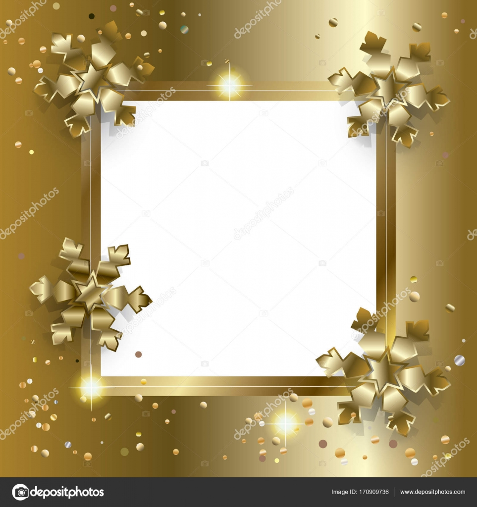Vector Happy New Year and Merry Christmas greeting card decorated ...