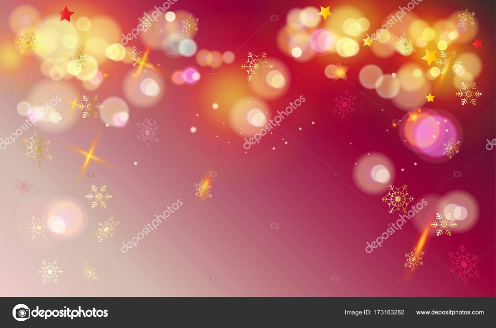 Abstract Bokeh Lights Background Defocused Lights Effect Wallpaper