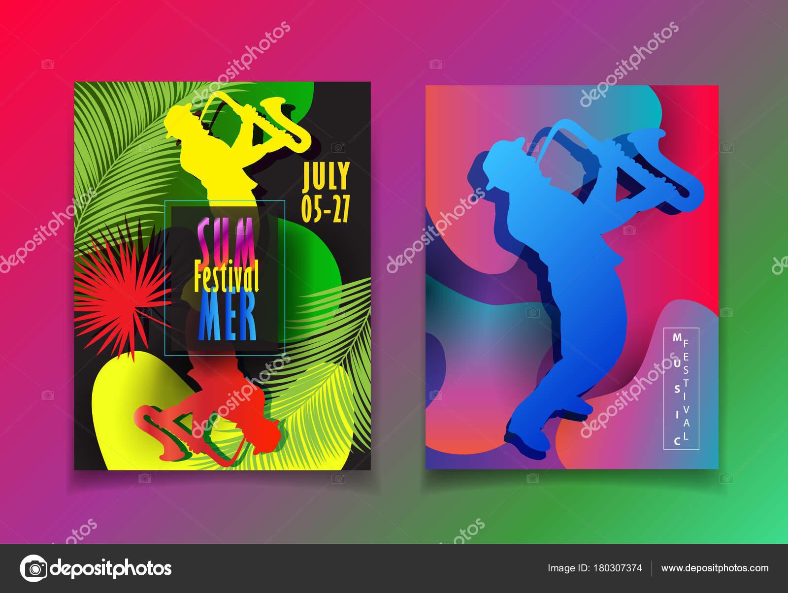 Jazz Pop Elektronische Musik Sommer Festival 2018 Musik Jazz Pop ...