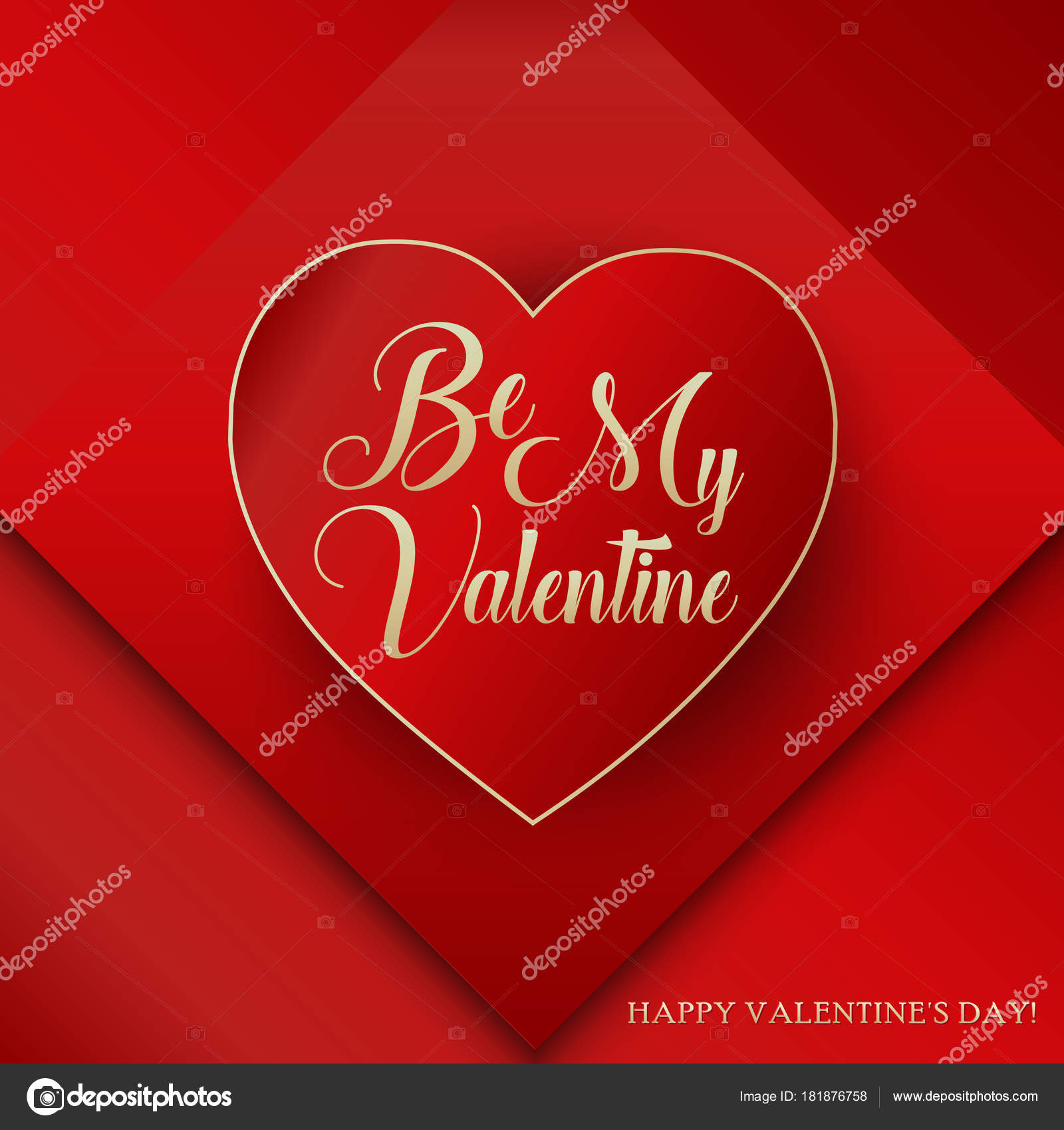 Valentine Calligraphy Lettering Valentines Day Women Day Holiday