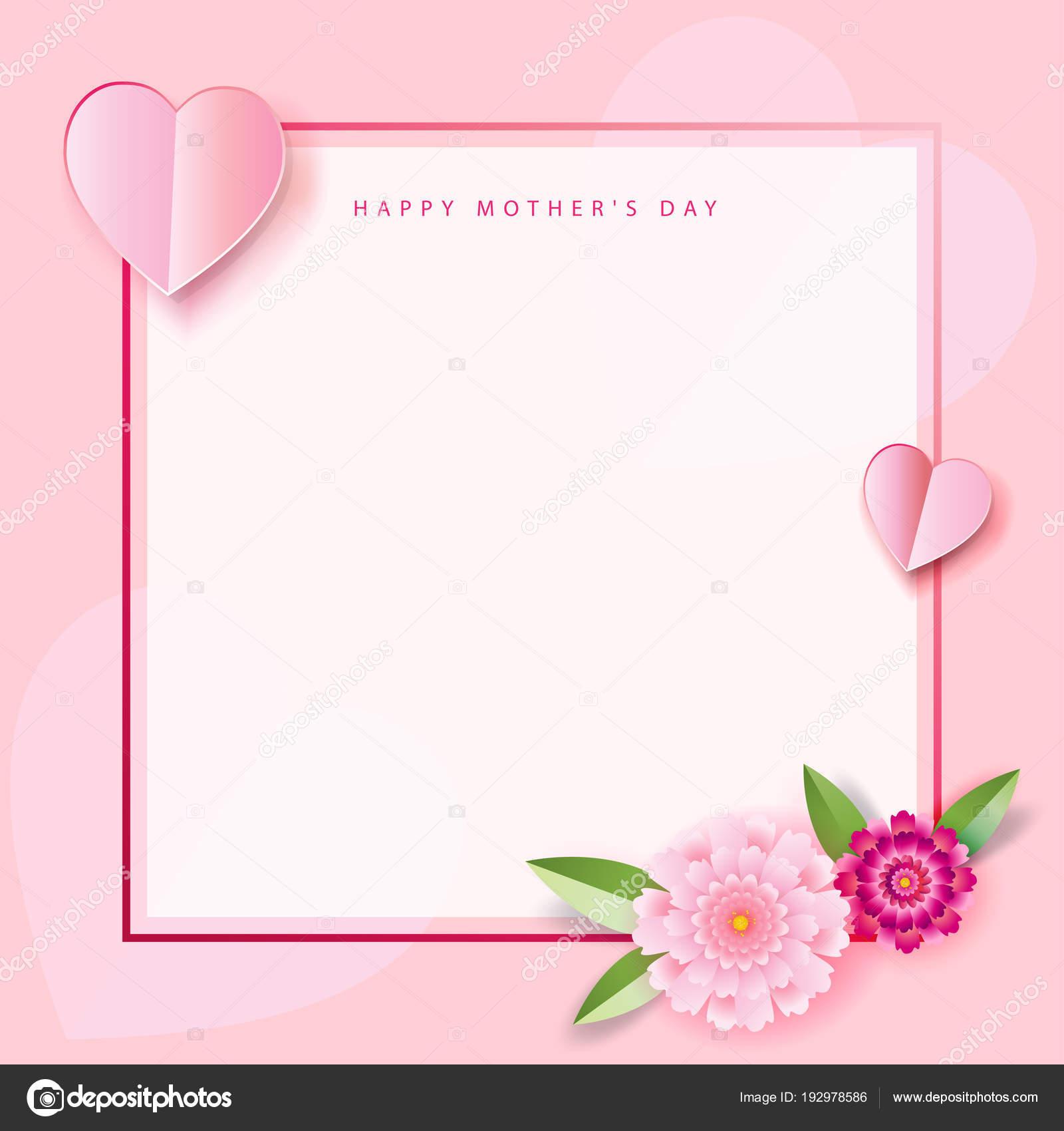 Decoración Para Feliz Día Madre Día Mujer Día San Valentín