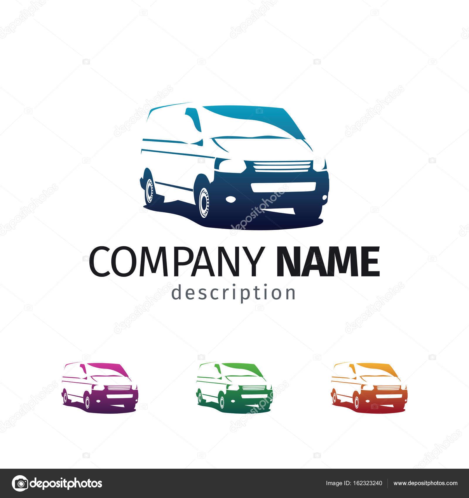 Car repair or delivery service label. — Stock Vector © konoreyka ...