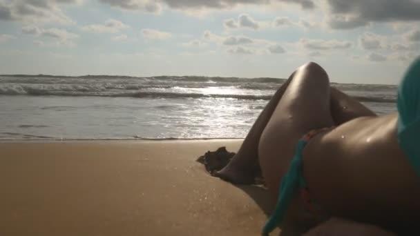 Сексуальность волны по телу