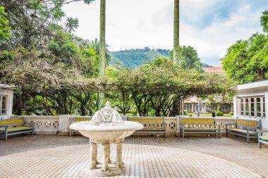 Pocos de Caldas, Minas Gerais/Brazil. Pedro Botelho Fountain