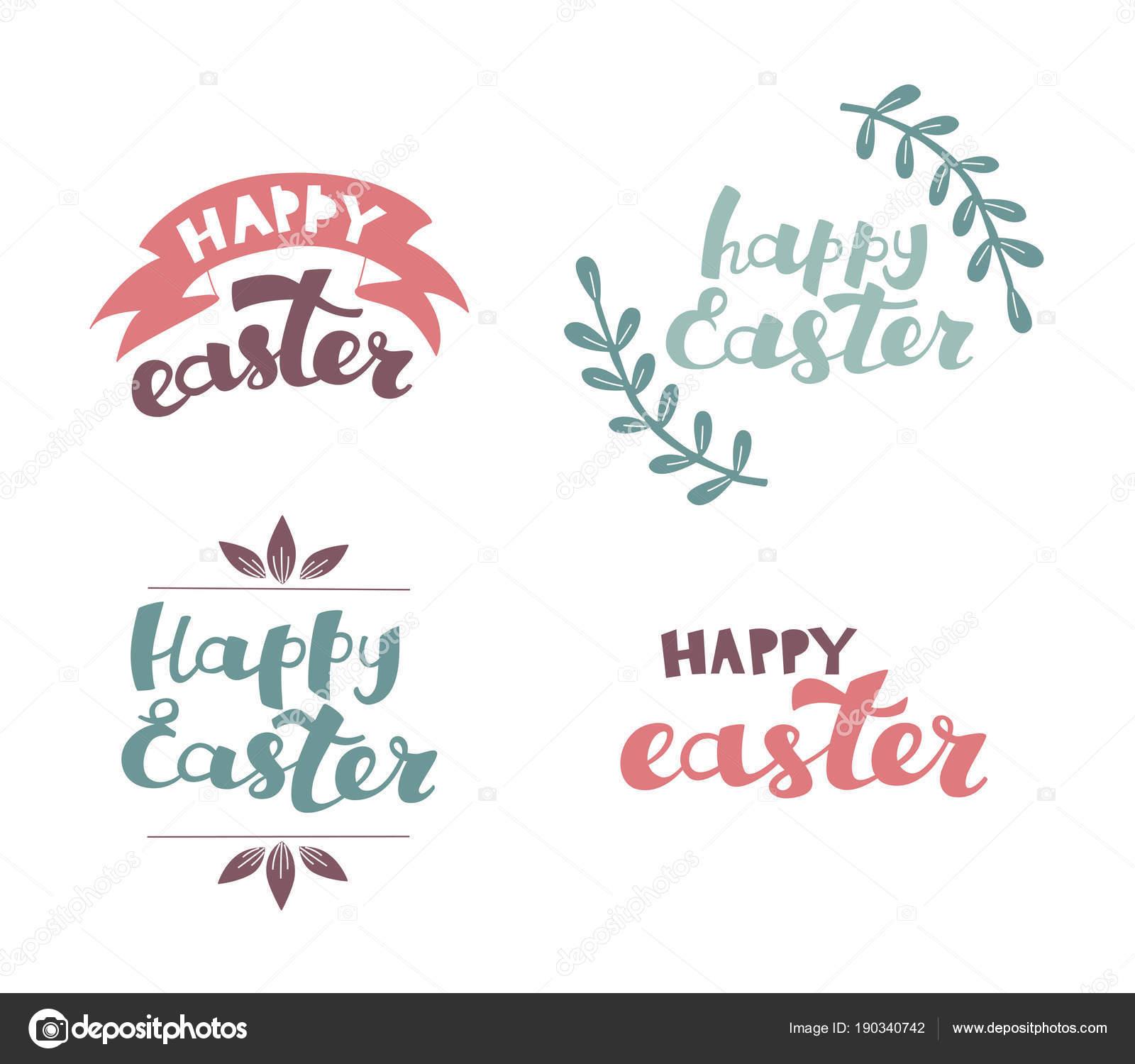 Plantillas De Letras Bonitas Para Descargar Feliz Pascua Mano