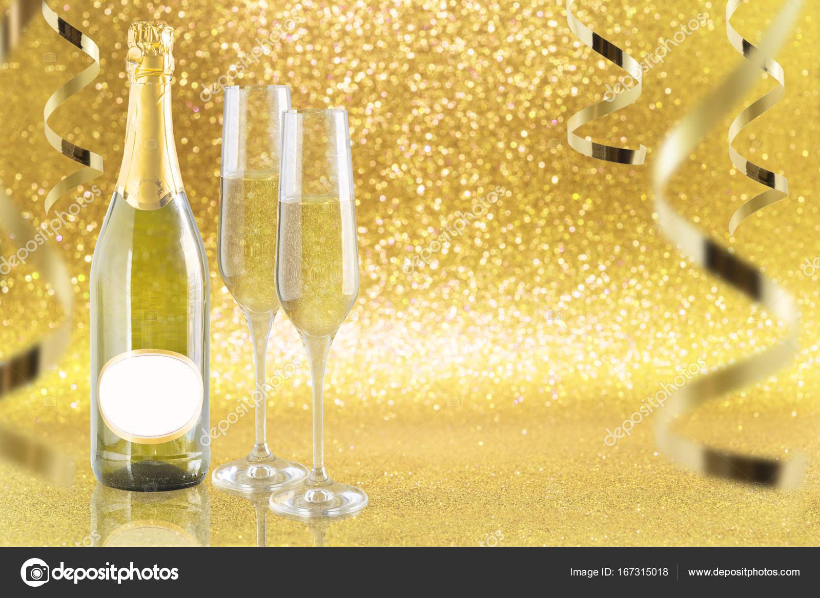toast champagne golden background stock photo freedomshot 167315018