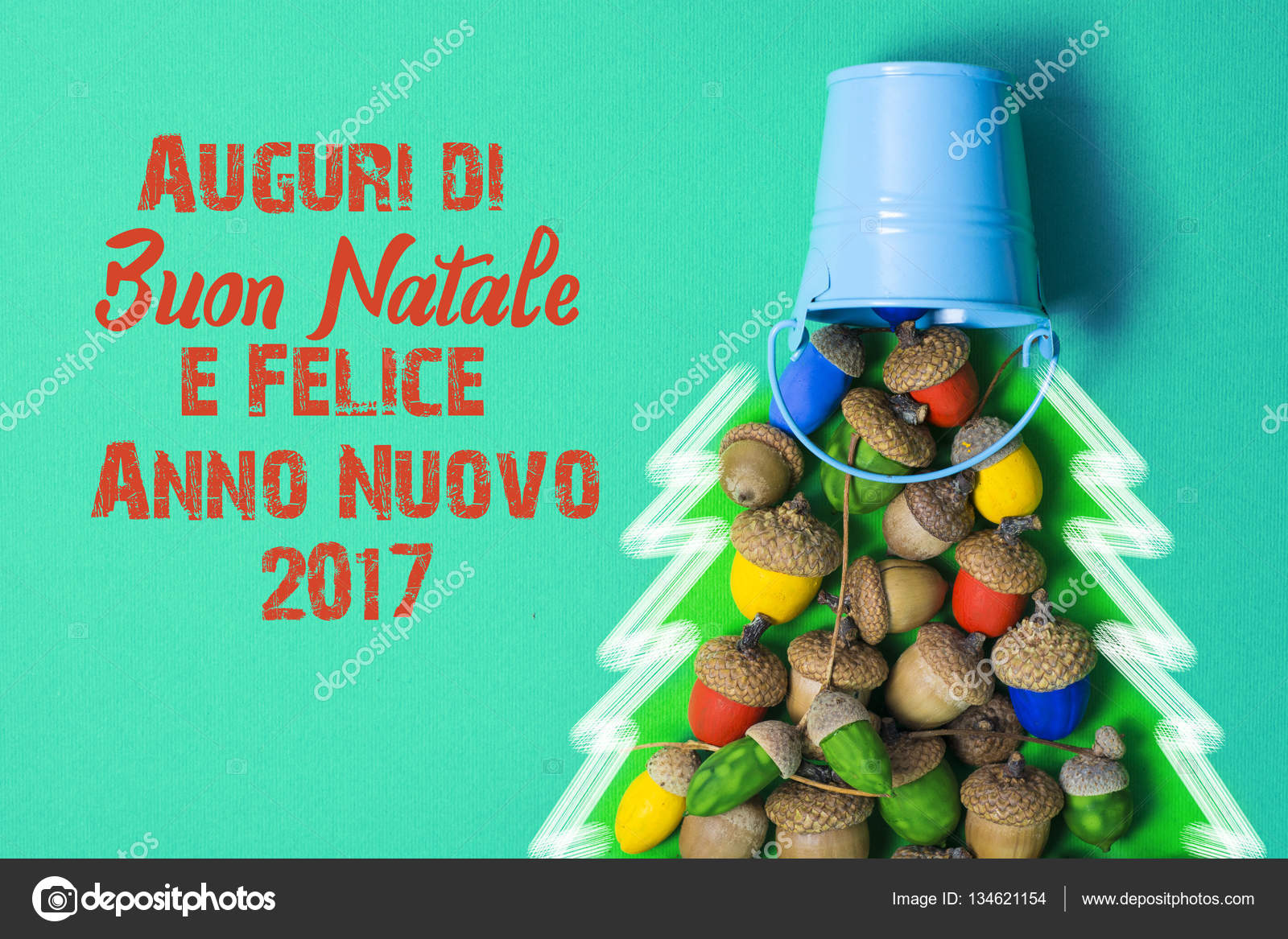 merry christmas and happy new year in italian language handmade christmas tree decorations 2017 card