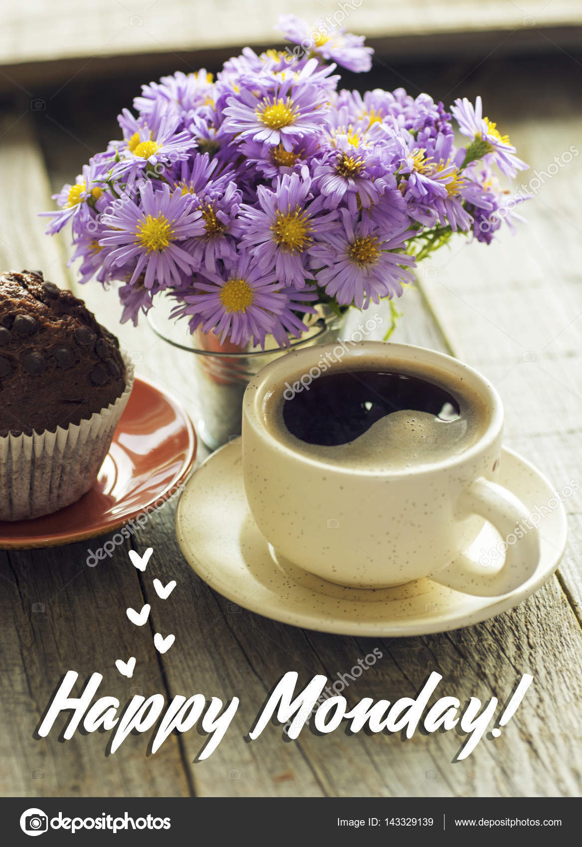 lundi 11 février 2019 Depositphotos_143329139-stock-photo-happy-monday-card-coffee-mug