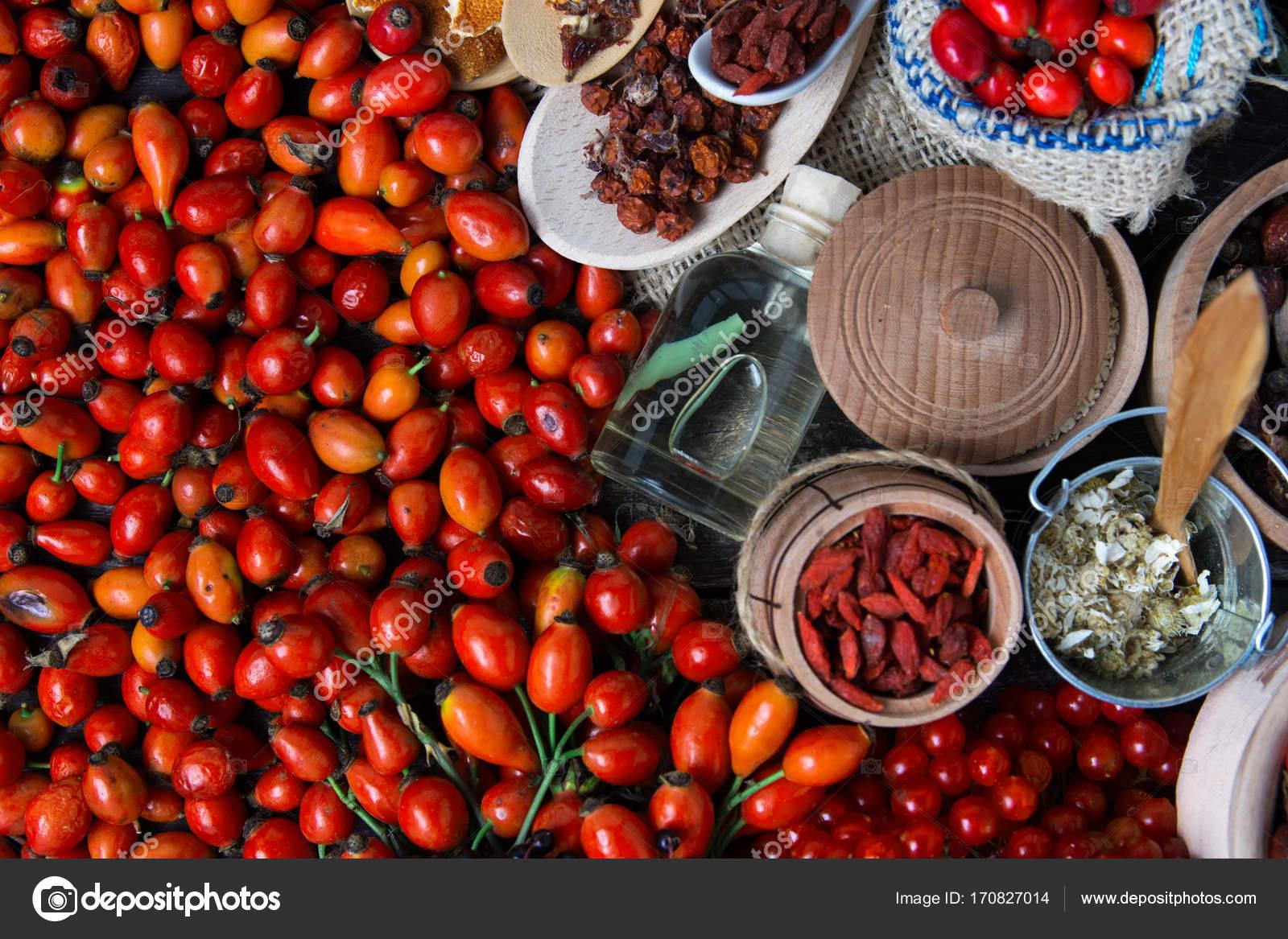 ягоды годжи боярышник