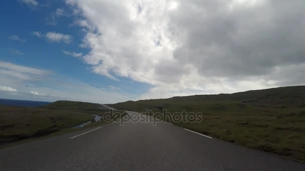 Cestování s autem na venkově