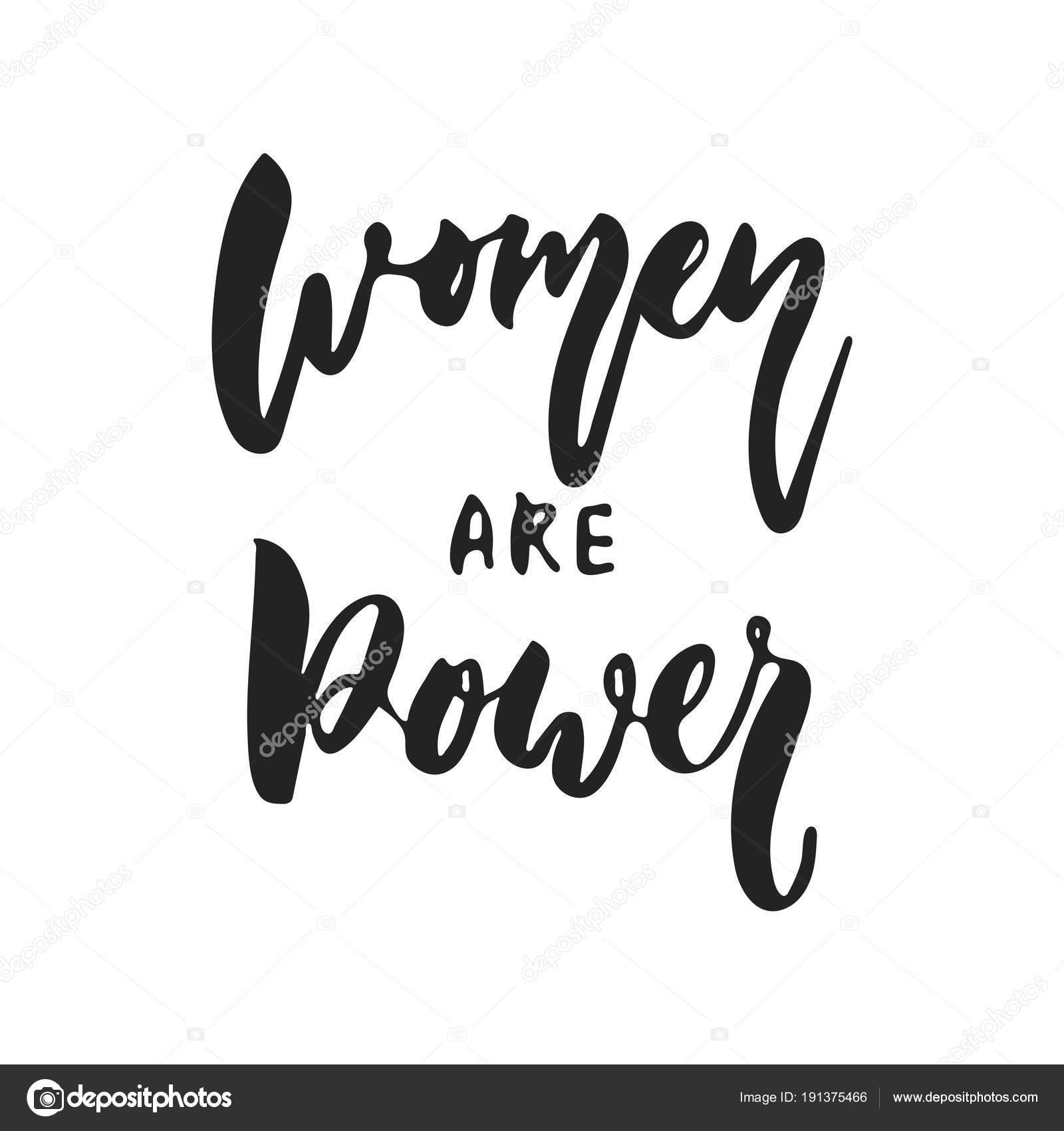 Mano De Mujeres Letra Las Mujeres Tienen Poder Frase De