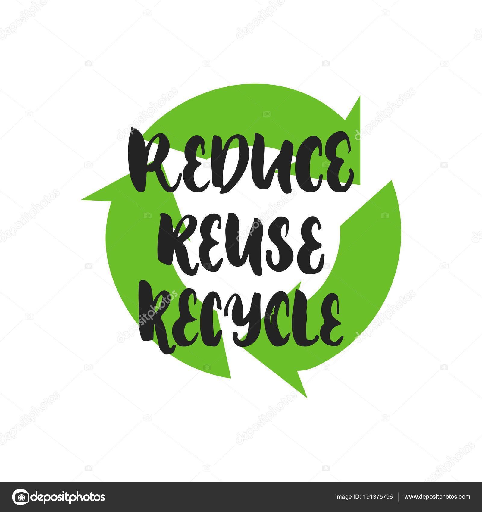 Imágenes Sobre Reciclar Reducir Reutilizar Reciclar
