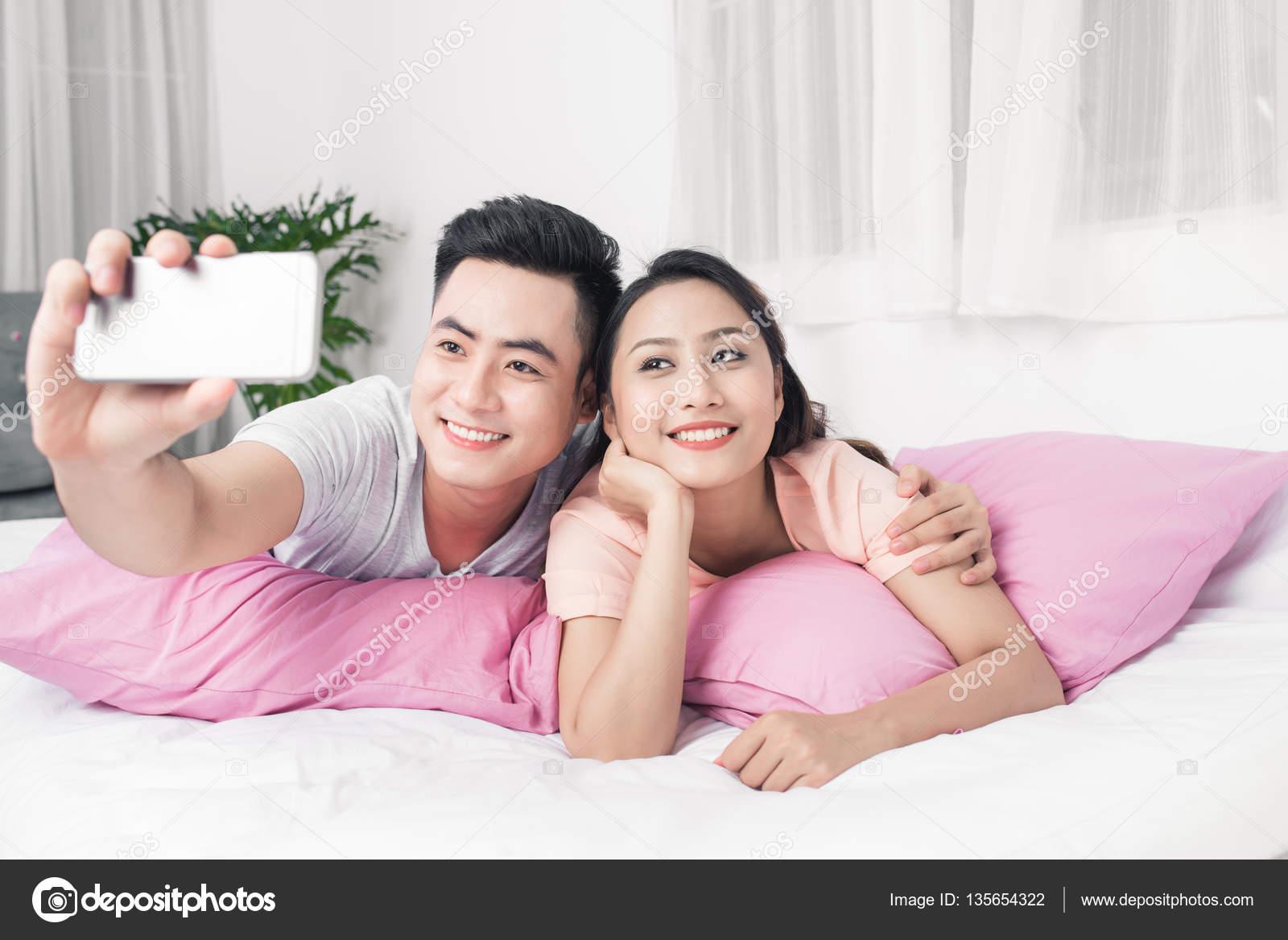 Junges Asiatisches Paar