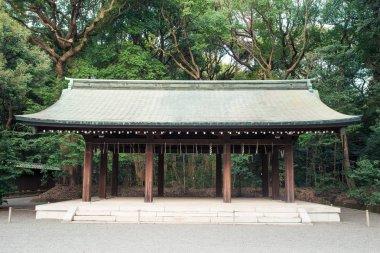 Meiji Shrine in Shibuya