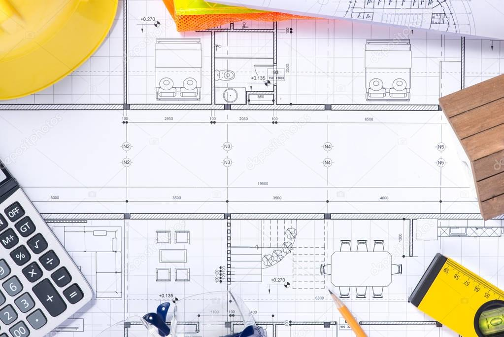 Tools to design a new home