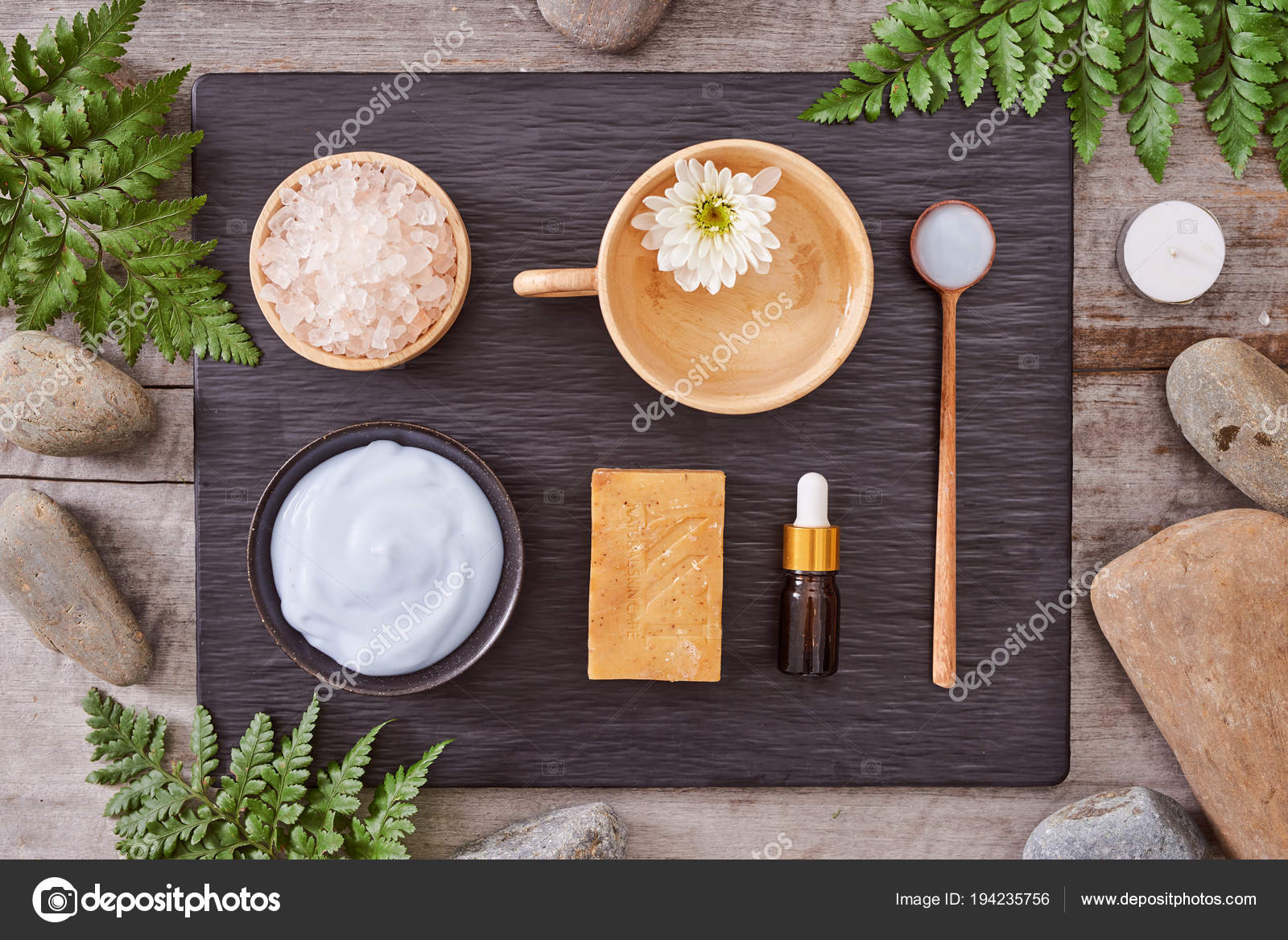 Tubes Bathroom Amenity Contains Wooden Background U2014 Stock Photo