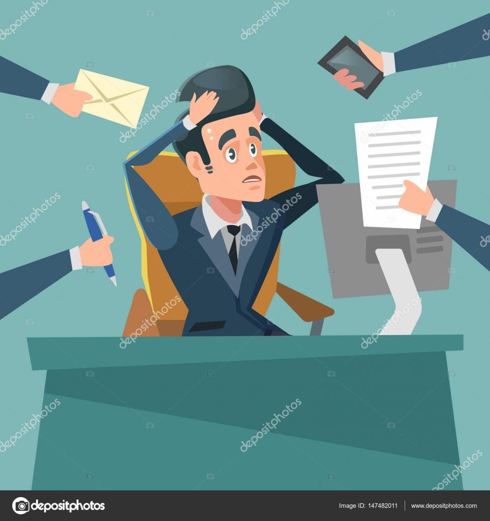 stress i arbetet