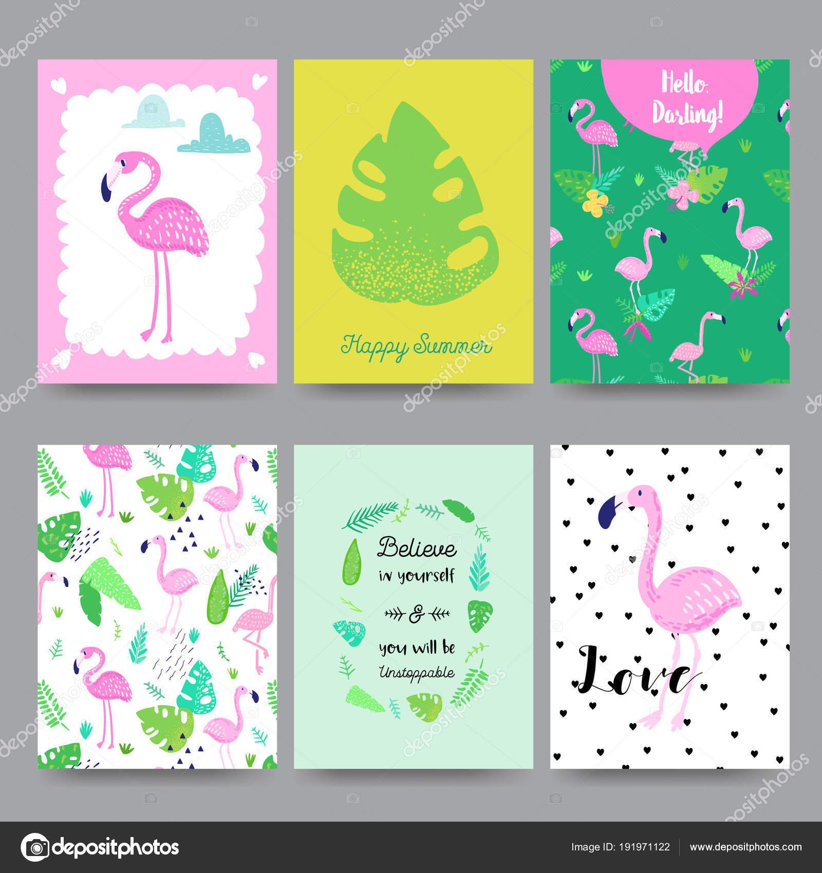 Imágenes Invitacion Cumpleaños Verano Diseño Tropical
