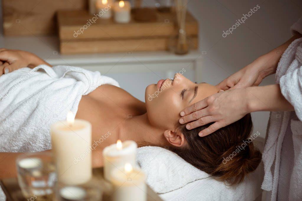 Снять девушку красивую в москве расслабляющий массаж #2