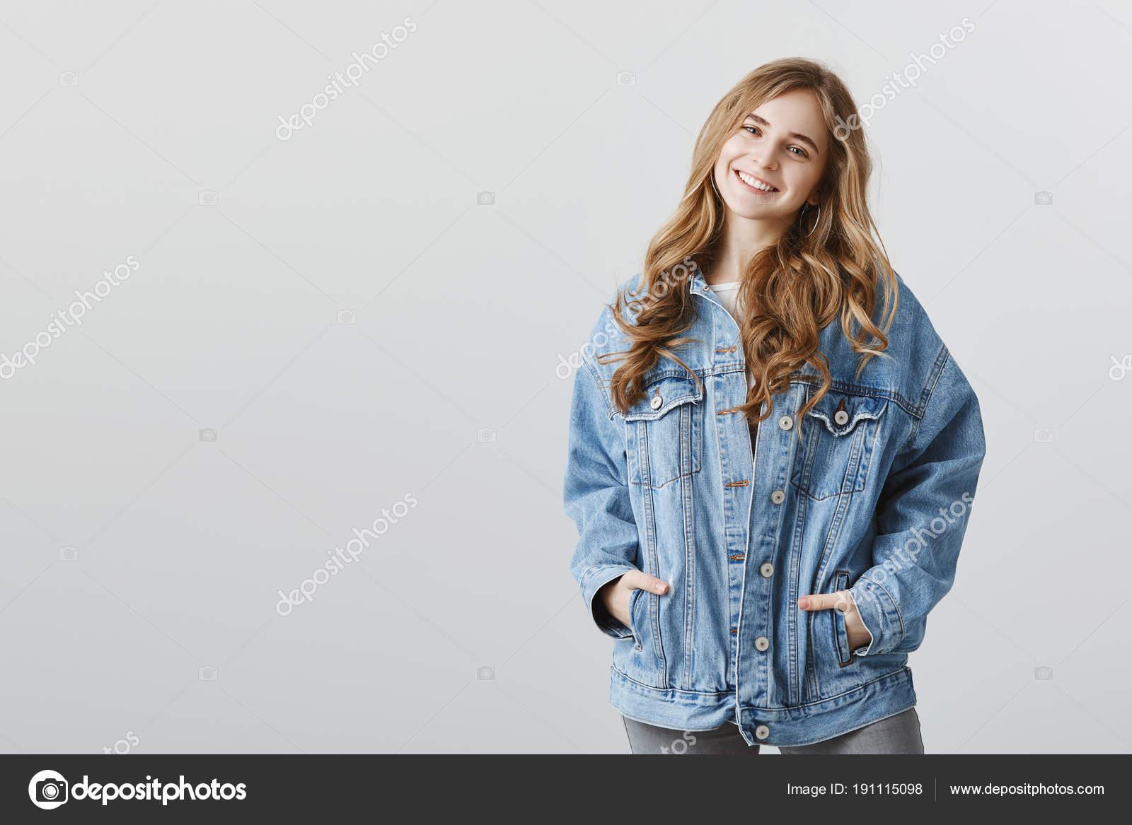 Europäische Freundin