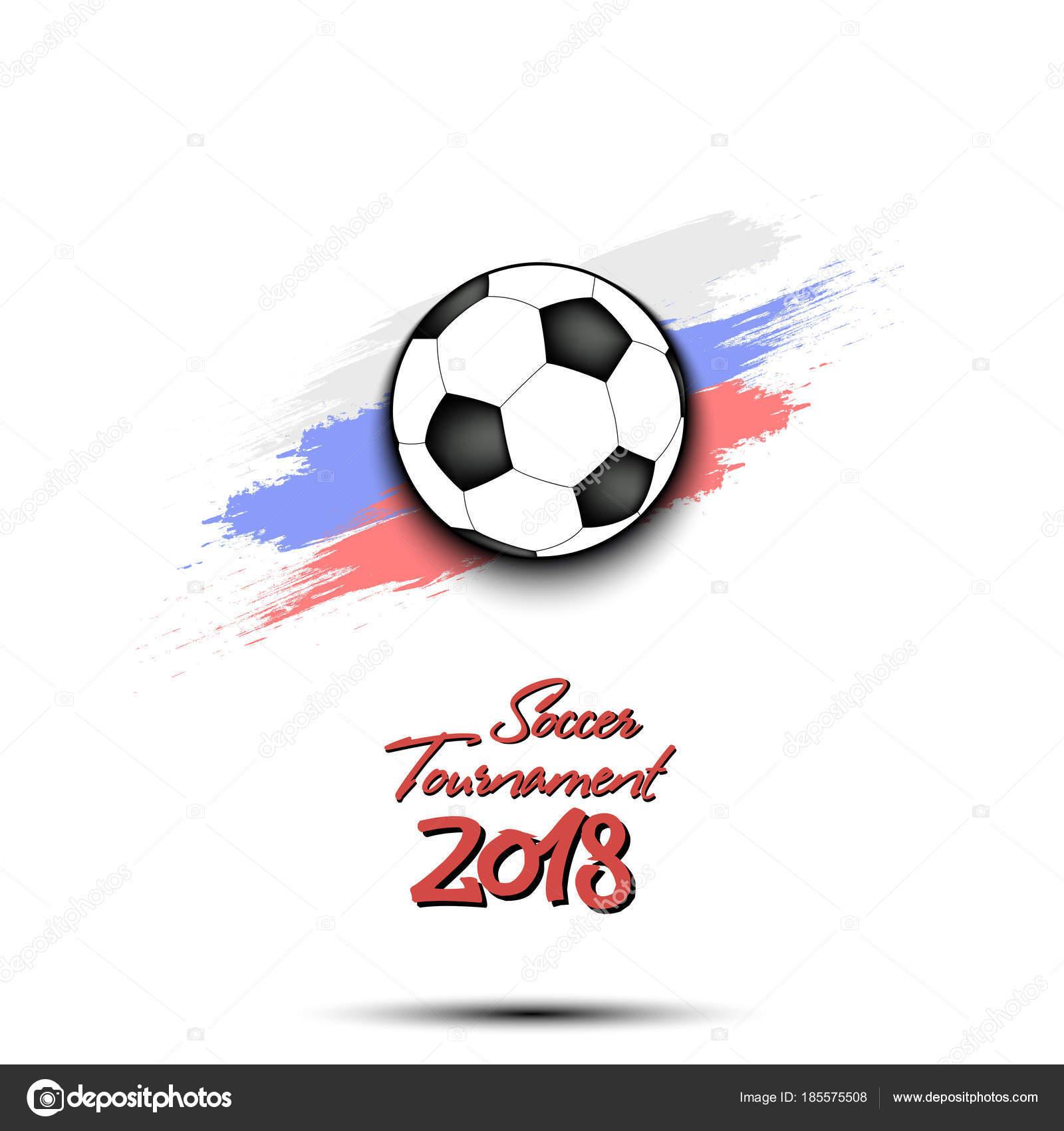 ロゴ サッカー大会 2018 ストックベクター mityay pg 185575508