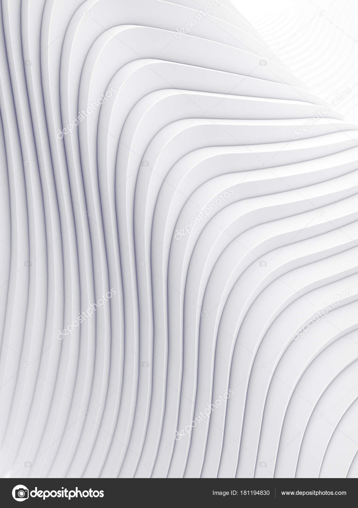 Bande D Onde Fond Abstrait Surface Rendu 3d Photographie A Horoshun Gmail Com C 181194830