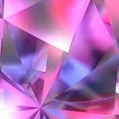 Abstraktní barevné geometrické pozadí. 3D vykreslování