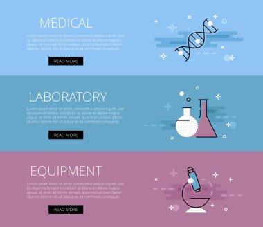 Medical Laboratory Equipment banner