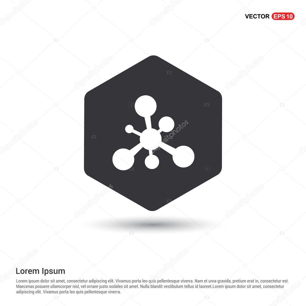 Projekt-Verbindungssymbol — Stockvektor © ibrandify #126391798