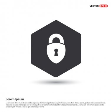 Web lock icon