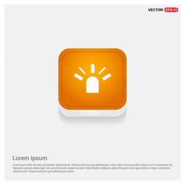 emergency flasher icon