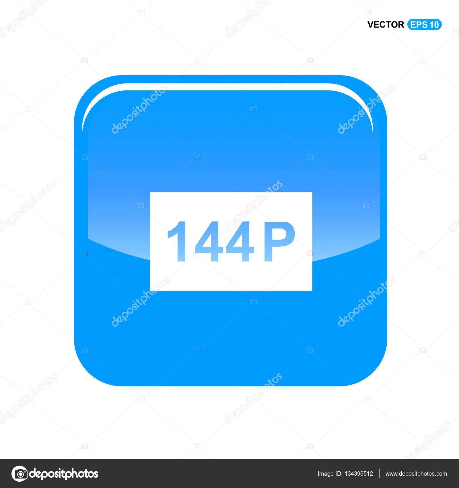 Cone de vdeo resoluo de pixels vetor de stock ibrandify cone de vdeo resoluo de pixels vetor de stock ccuart Images