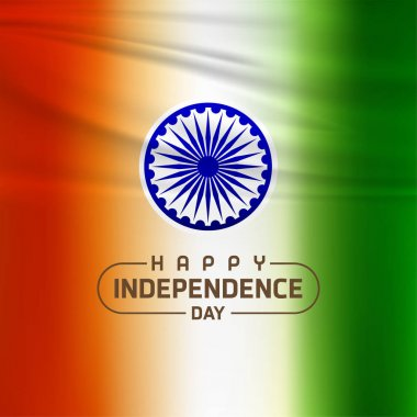 India Independence Day card