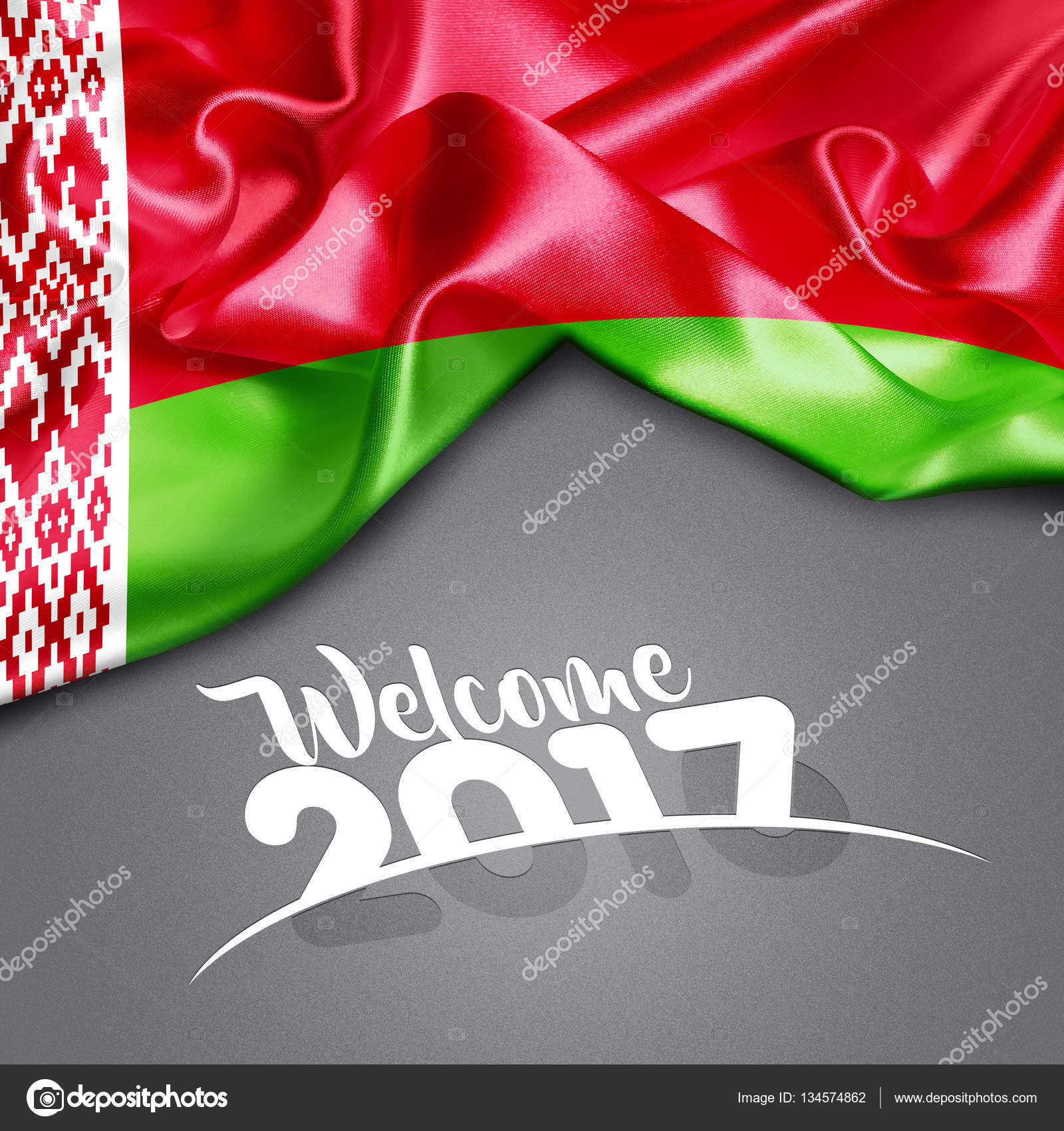 Belarus on the New Year 2017 1