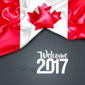 Nový rok 2017 v Kanadě