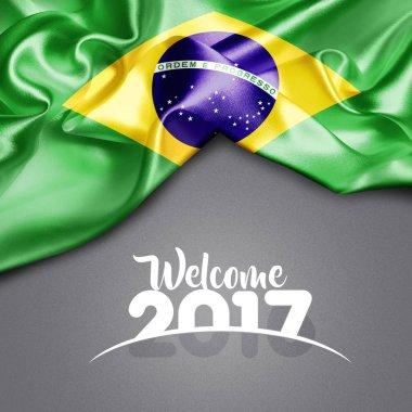 New year in Brazil