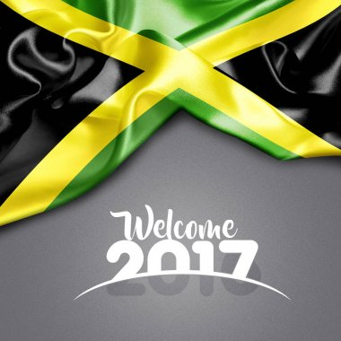 2017  New year in Jamaica