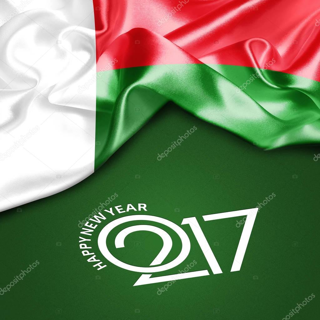 2017  New year in Madagascar