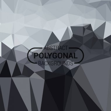 geometric polygonal pattern