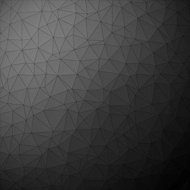 geometric polygonal pattern