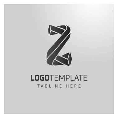 Business Logo Design with Letter Z