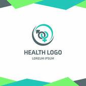 zdravotní logotyp ikona
