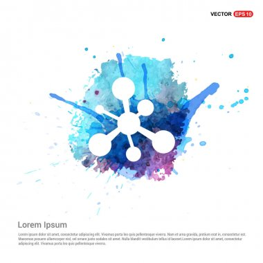 molecule science icon