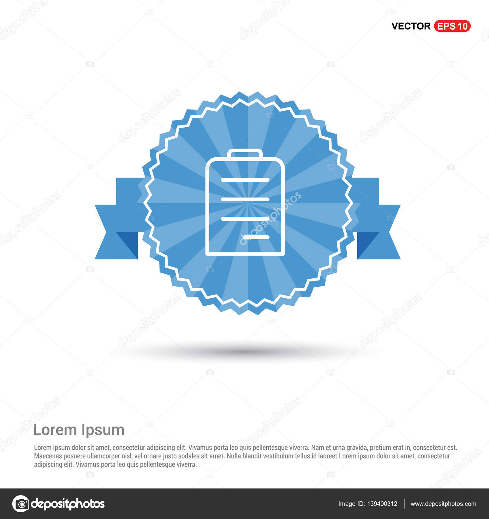 icono de la lista de verificación — Archivo Imágenes Vectoriales ...