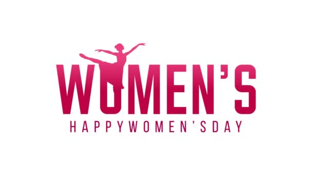 congratulation with Happy Women day