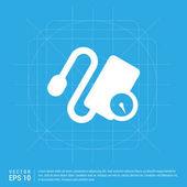 Orvosi tonométer ikon