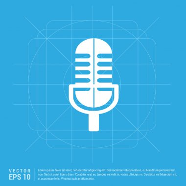 Microphone Recording icon