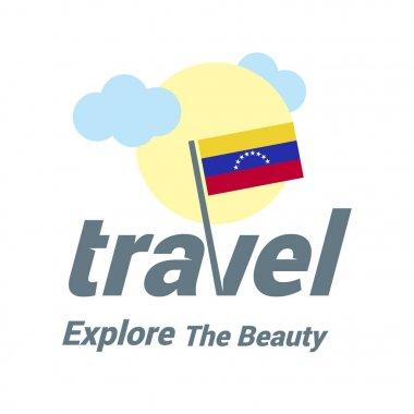 Venezuela national flag logo