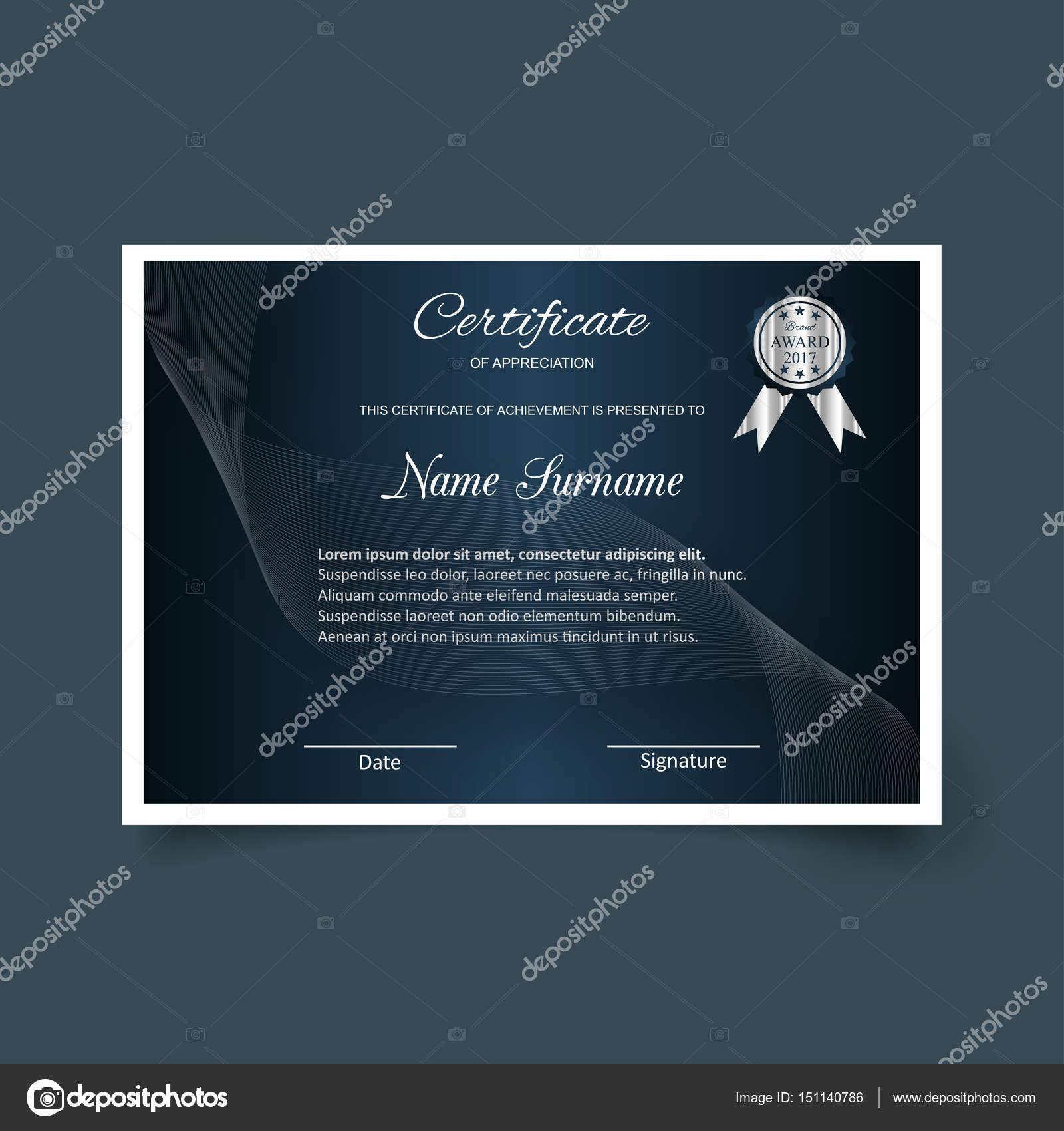 Großzügig Business Zertifikat Vorlagen Fotos - Beispiel ...