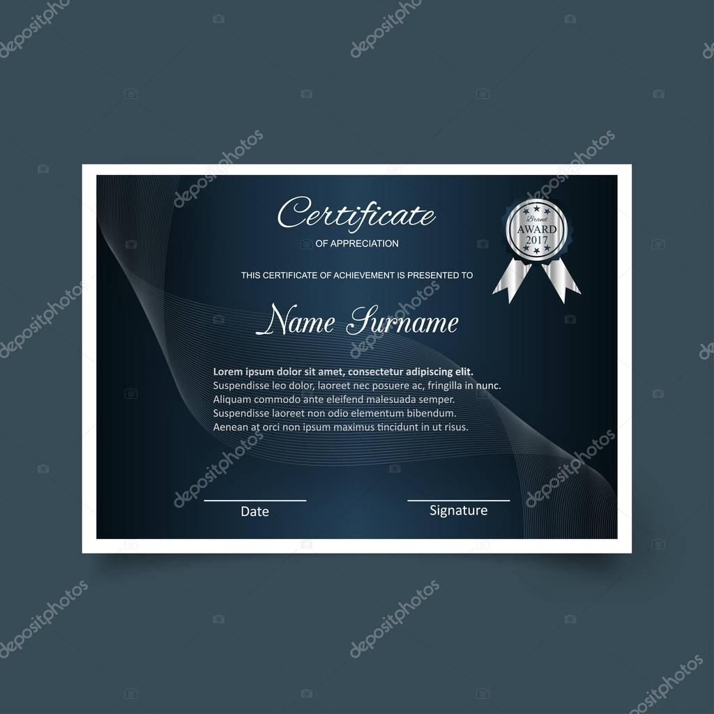 Wunderbar Muster Zertifikatvorlage Ideen - Beispiel Business ...